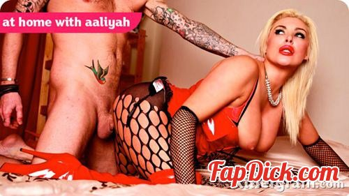 Pornostatic.com/Killergram.com - Aaliyah Ca Pelle - At Home with Aaliyah [SiteRip]