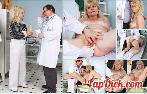 Oldpussyexam.com - Josefina - 58 years woman gyno exam [HD 720p]