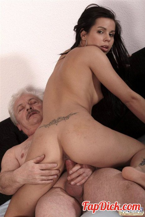 Oldje.com - Ferrara Gomez - Sacred Sex Night [HD 720p]