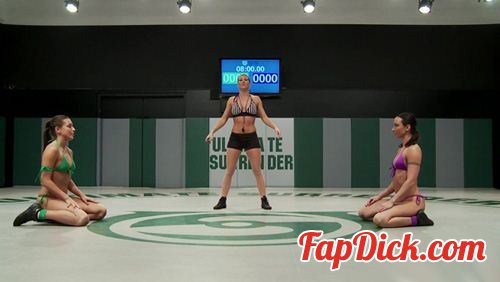 UltimateSurrender.com/Kink.com - Wenona, Rilynn Rae - Battle of the Fitness Amazon Babes!! Wenona vs Rilynn Rae [HD 720p]
