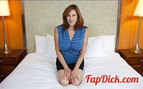 MomPov.com - Brooke - 52 year old gives an amazing blowjob [SiteRip]