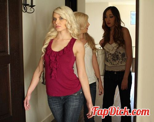 CrueltyParty.com/PornPros.com - Cali Cobra - Three Friends and One Guy [SiteRip]