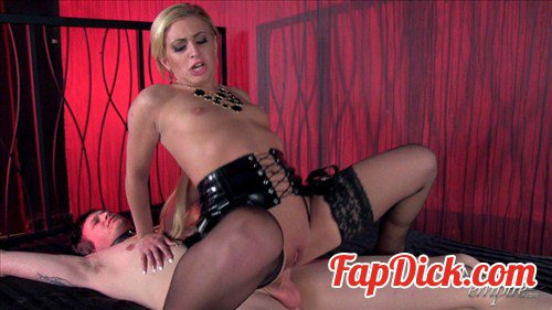 FemdomEmpire.com - Caprice Capone - Tied and Used [HD 720p]