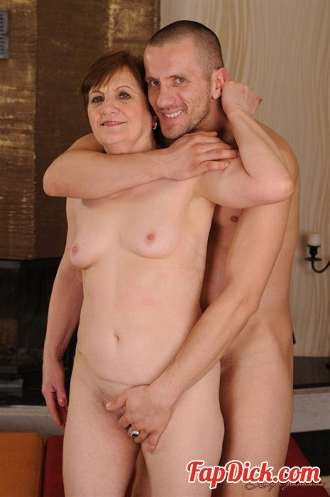 LustyGrandmas.com/21Sextreme.com - Piros - Piros is back for more! [FullHD 1080p]