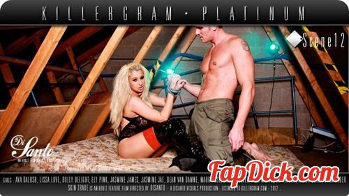 Killergram.com - Brooklyn Blue - Taped And Bound Scene 12 [HD 720p]