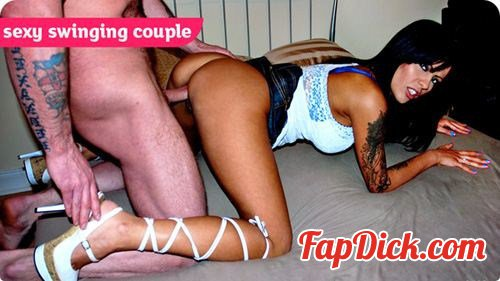 UkRealitySwingers.com/Killergram.com - Scarlett March - Sexy Swinger Couple [SiteRip]