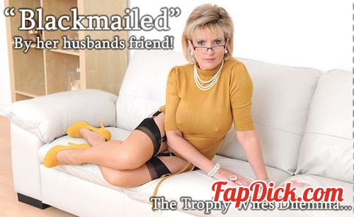 Lady-Sonia.com - Lady Sonia - Blackmailed By Her Husband Friend [HD 720p]