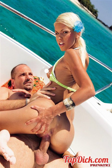 Private.com - Boroka Balls - Speedboat Sex With Boroka Balls [HD 720p]