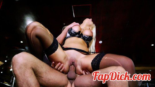 DaringSex.com - Kai Taylor, Brooklyn Blue - The Velvet Lounge, Scene 1 [FullHD 1080p]