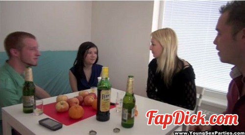 YoungSexParties.com - Arna, Kamila - YoungSexParties [HD 720p]