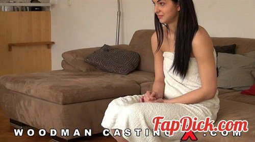 WoodmanCastingX.com - Szindy Black - Casting And Hardcore [HD 720p]
