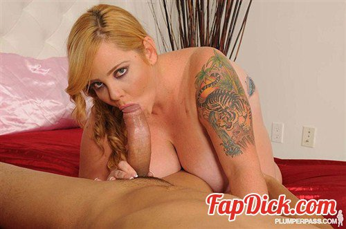 BigBabeBlowJobs.com/PlumperPass.com - Kali Kala Lina - Tattooed BBW BJ [HD 720p]