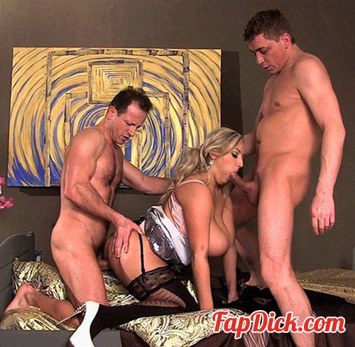 ScoreLand.com/ScoreHD.com - Krystal Swift - Two Men For Miss Swift [HD 720p]