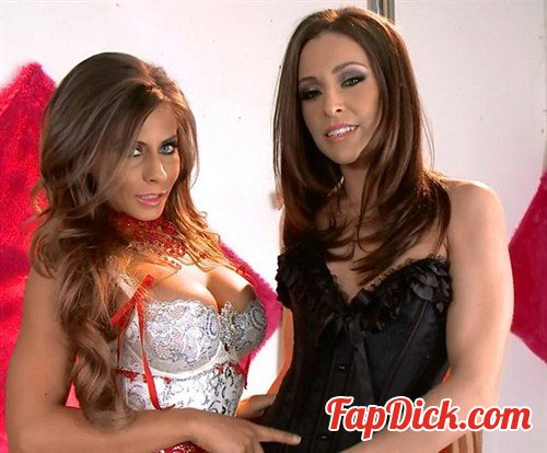 Twistys.com - Madison Ivy, Gracie Glam - Twistys Live 20x [HD 720p]