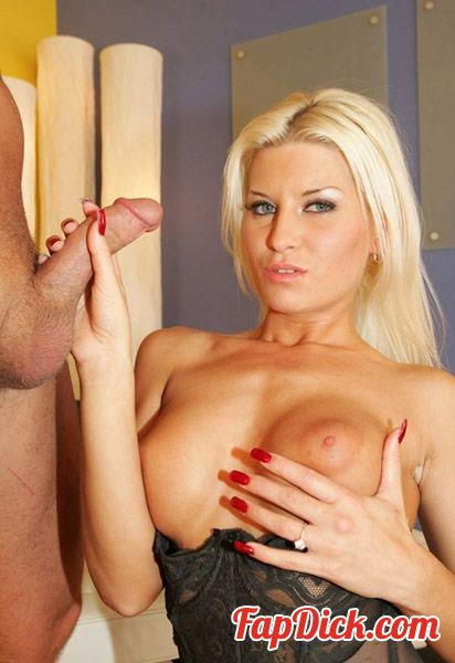 SexTronix.com/AnalTryouts.com - Candy Lee - Beautiful Blonde [HD 720p]