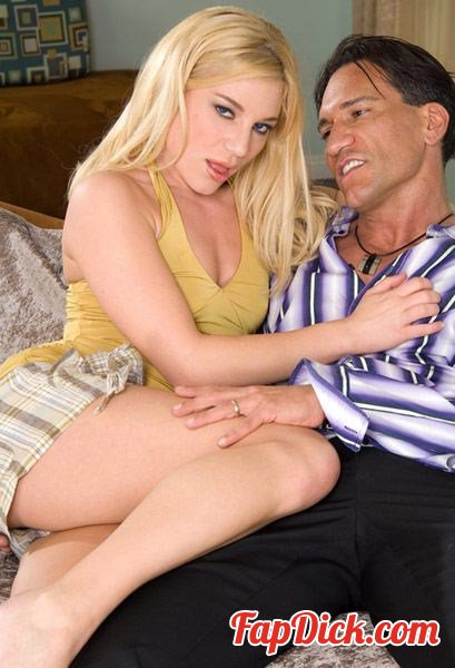 SexTronix.com/AnalTryouts.com - Aurora Snow - Your blue eyes [HD 720p]