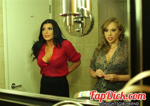 TonightsGirlfriend.com - Kagney Linn Karter, Romi Rain - Role Playing [HD 720p]