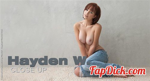 Femjoy.com - Hayden W - Close Up [HD 720p]