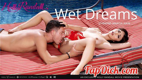 HollyRandall.com - Marica Hase - Wet Dreams [FullHD 1080p]