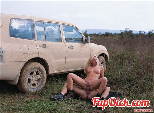Private.com - Bobbi Eden - 4 Wheel-Drive Sex in the Mud [SD]