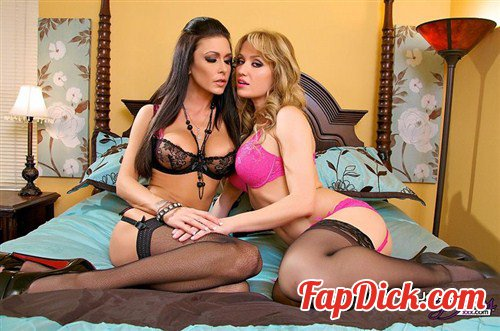 JessicaJaymesXXX.com - Angela Sommers, Jessica Jaymes - A Perfect Match [HD 720p]