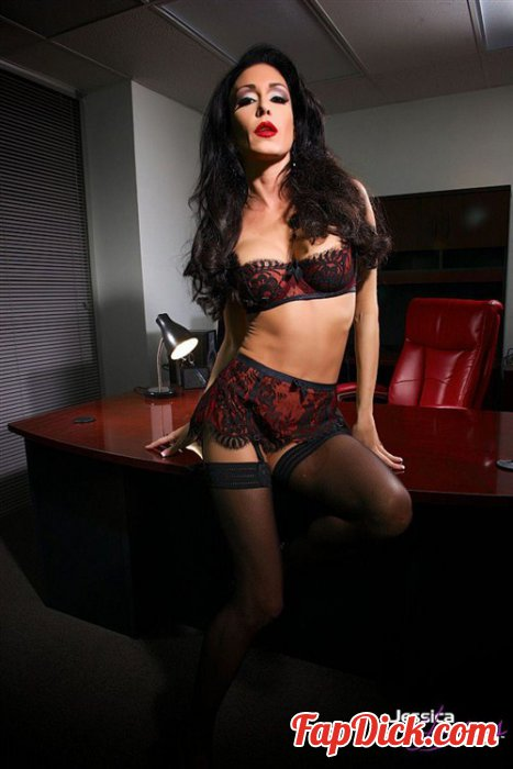 JessicaJaymesXXX.com - Jessica Jaymes - Slut Office Test [HD 720p]