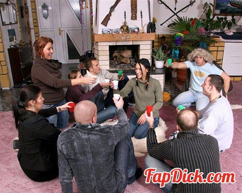 TeenageGroupSex.com - Marieke - Double blow job [FullHD 1080p]