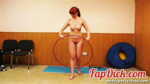 NudeSportVideos.com - Svetlana - Nude Sport [HD 720p]