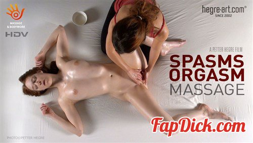 Hegre-Art.com - Fenna - Spasms Orgasm Massage [HD 720p]
