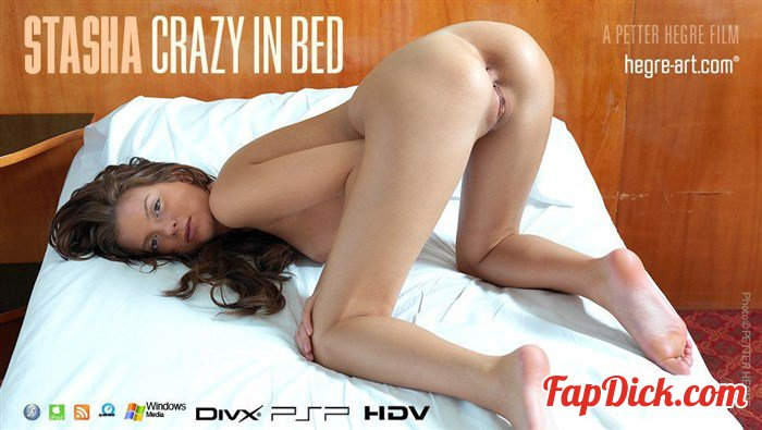 Hegre-Art.com - Stasha - Crazy In Bed [HD 720p]