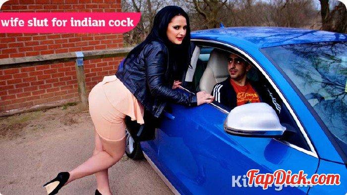 UKRealitySwingers.com/KillerGram.com - Nicola Kiss - Wife Slut For Indian Cock [SD 360p]