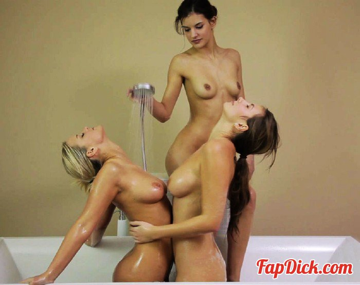 FemJoy.com - Josephine, Miela and Candice - Three Graces [HD 720p]
