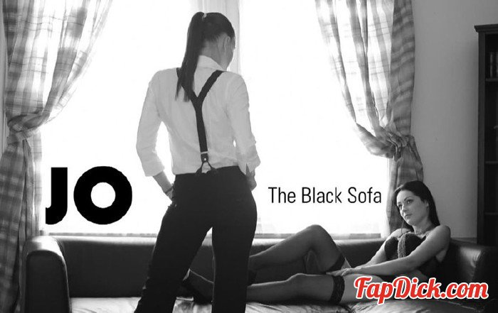 IdreamofJo.com - Jo, Nicole Smith - The Black Sofa [HD 720p]