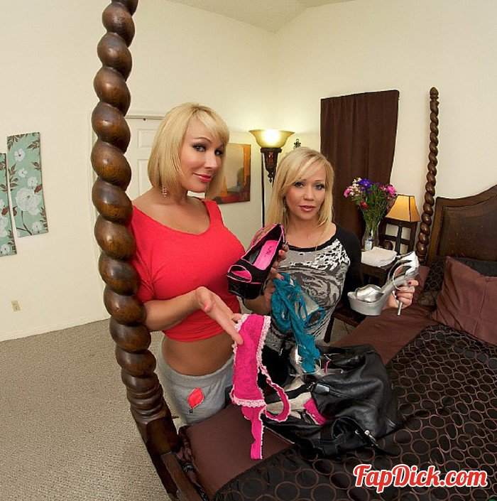 PornGoesPro.com - Austin Taylor, Mellanie Monroe - Double Blonde [HD 720p]