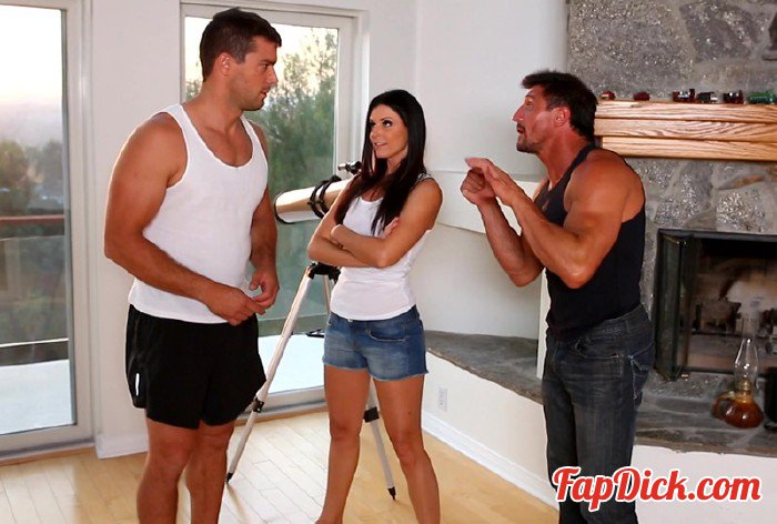 RealityJunkies.com - India Summer - DP My Wife With Me 2, Scene 1 [FullHD 1080p]