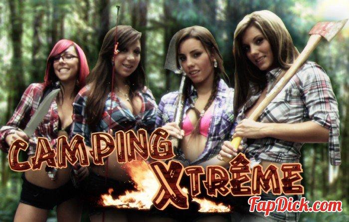 OpenLife.com - Shana Lane, Roxy Lane, Jack, Djani, Kendra Jane, Sunny Spark - XXXtreme Camping [HD 720p]