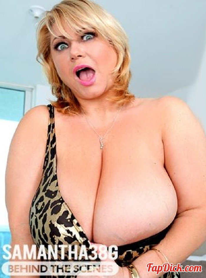 PlumperPass.com - Samantha 38G - Behind The Scenes [HD 720p]