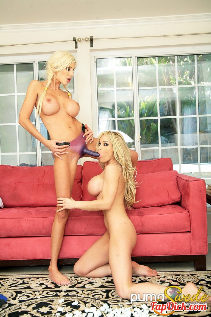 OpenLife.com - Puma Swede, Tyler Faith - Batteries Not Included [FullHD 1080p]