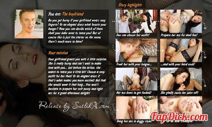 LifeSelector.com - Camilla - Pimp your girlfriend [SD/Flash 360p]