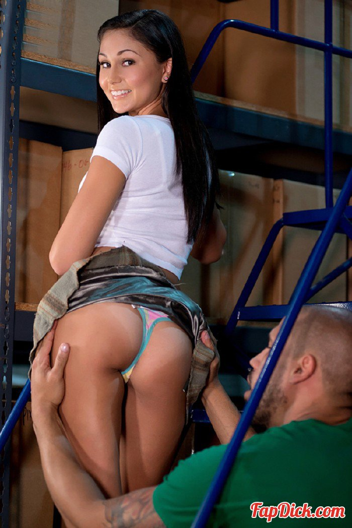 18Eighteen.com/ScoreHD.com - Ariana Marie - A Girl with a Plan [HD 720p]