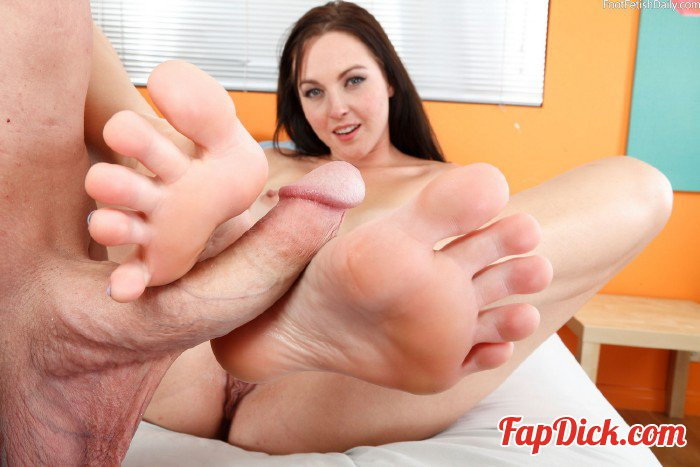 FootFetishDaily.com - Ashley Stone - Hardcore [HD 720p]
