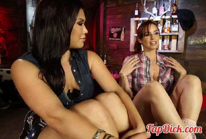 FootWorship.com/Kink.com - Bella Rossi, London Keyes - Honky Tonk Foot Bar: Whisky, Women, Music and FEET! [HD 720p]