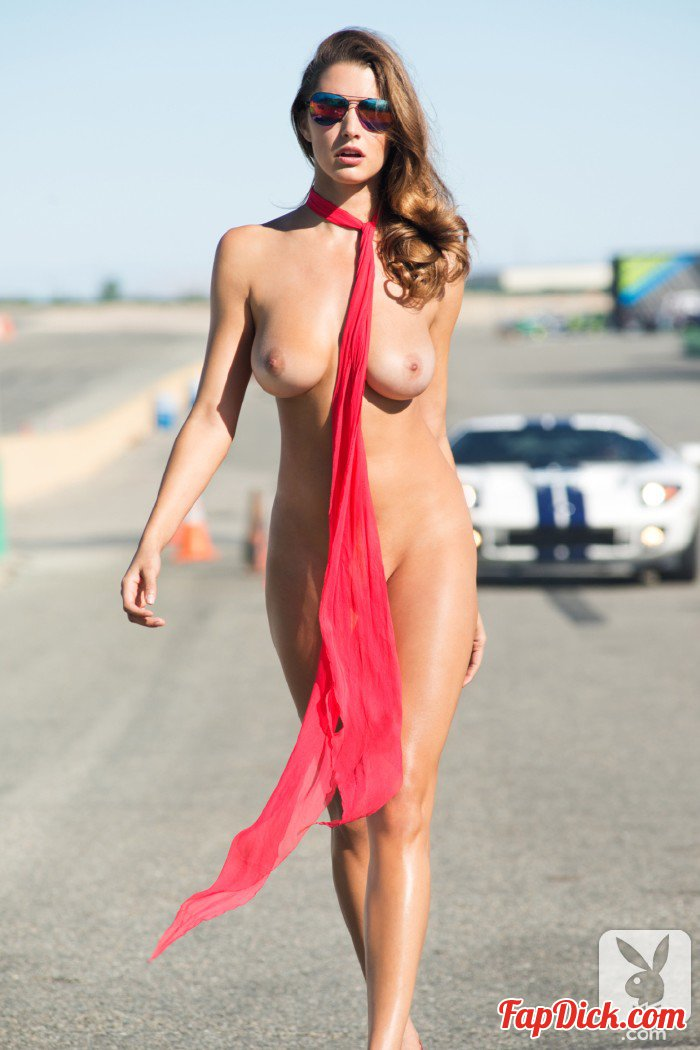 Plus.PlayBoy.com - Alyssa Arce - Behind the Scenes with Miss July 2013 [HD 720p]