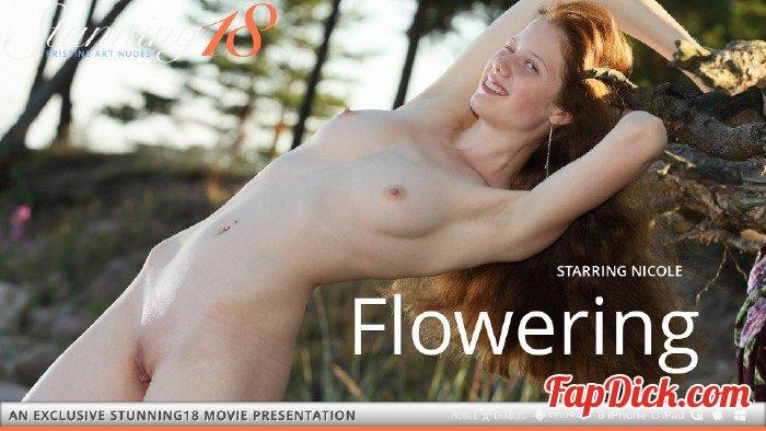 Stunning18.com - Nicole - Flowering [FullHD 1080p]