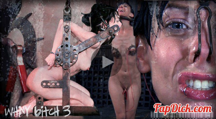 RealTimeBondage.com - Elise Graves - Whiny Bitch 3 [HD 720p]