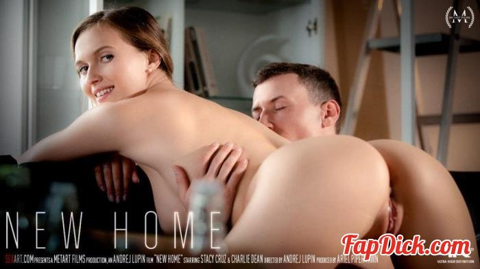 SexArt - Stacy Cruz - New Home [SD 360p]